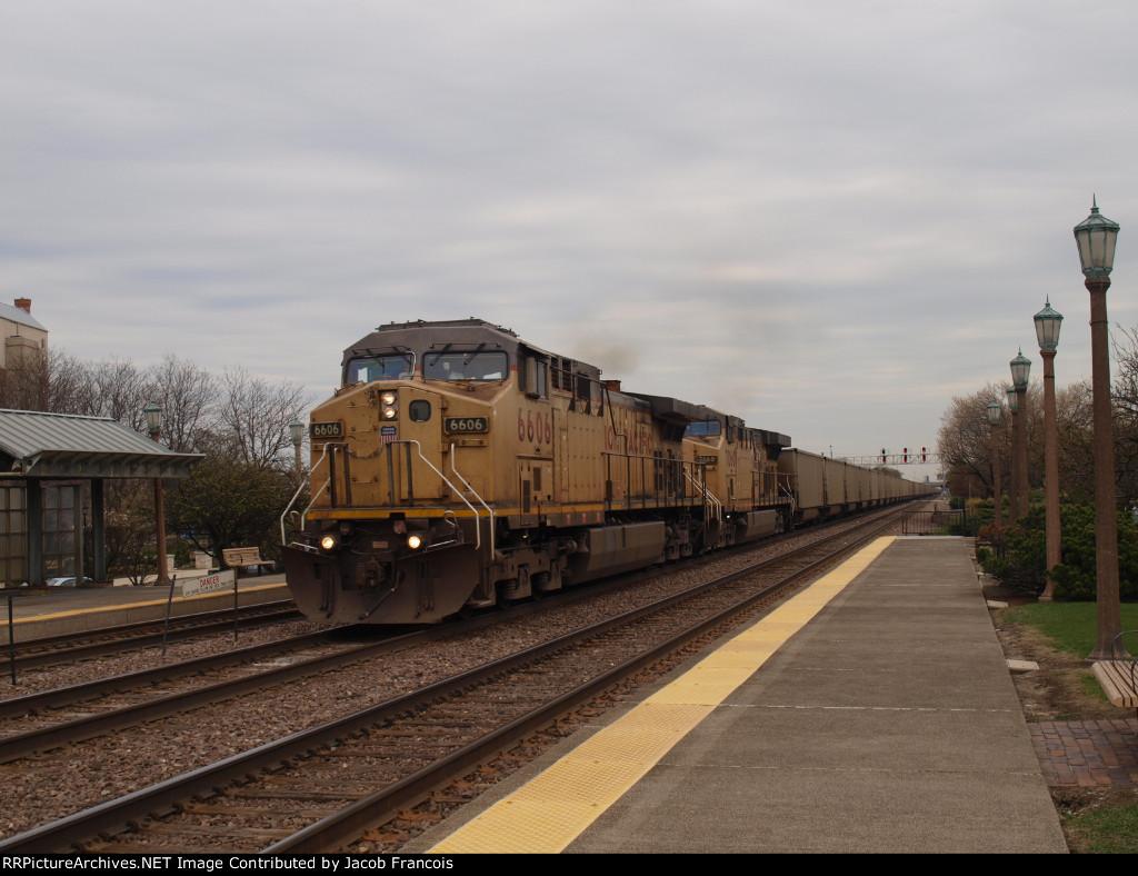 UP 6606