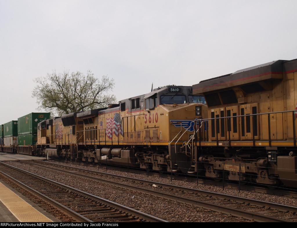 UP 5610