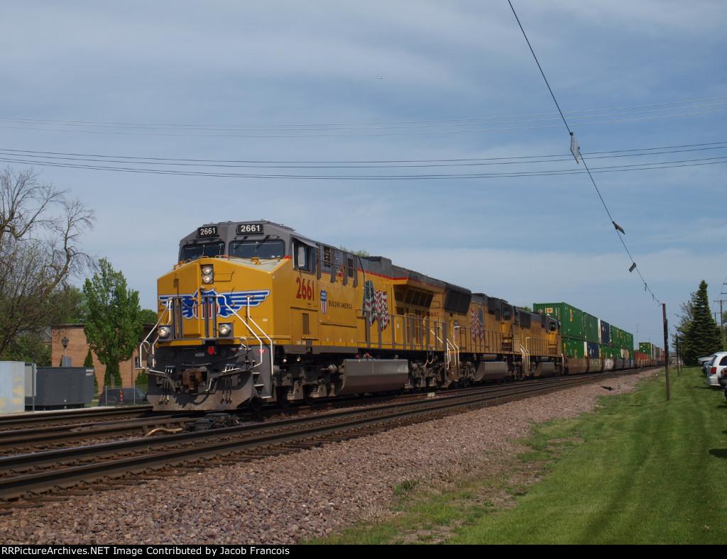 UP 2661