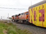 BNSF 7497 North