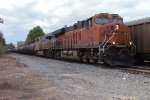 K876 loaded molten sulfur train to Mulberry, Fl