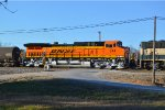 BNSF 614 is a rebuilt dash9 ,it is now a ac44c4m