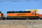 BNSF  2571 at springfield yard