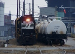Norfolk Southern switching Smurfit-Stone