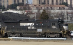 NS 3524 in Van Dorn Yard