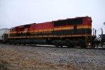 KCS 3915 Roster shot.