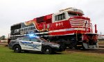 NS #911 and Meridian City Police