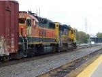BNSF 164 and BNSF 2852