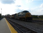 CSX 5342 and UP 5363
