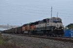 Exec MAC leads SB coal train