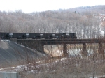 NS 9416 crossing the Conemaugh River