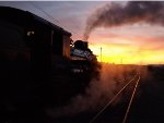 Steam Sunrise