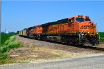 BNSF 5960 and 9382