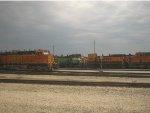An array of BNSF Power
