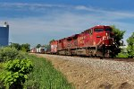 CP 8552 Eastbound