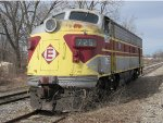 Ex-Coe Rail F-Unit