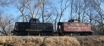 PRR 9331 Northbound