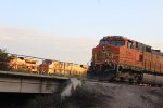 BNSF 7977 and 5254
