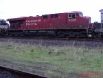 CP 8800 at Champ siding