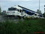 WES 2001 built by Colorado Railcar at Beaverton TC, Or