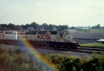 KCS alongside future I-49