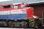 TP&W 4055