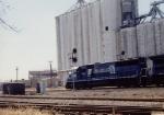 EB trailer train