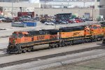 BNSF 1044 & 1725
