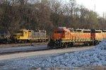 PREX 2041 & BNSF 2892