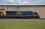 CSX 3299 makes her first appearance on rrpa.