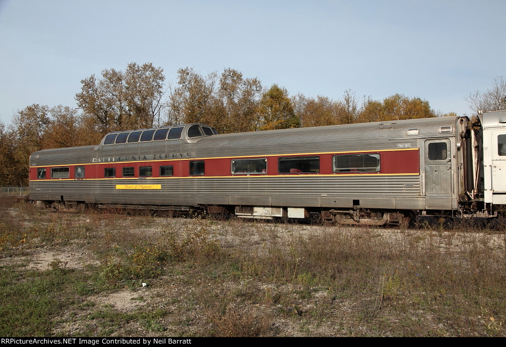 California Zephyr - Spirit of Superior