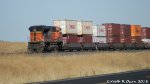 DPU on an Eastbound Intermodal
