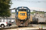 CSX GP40-2 6438 and 2264