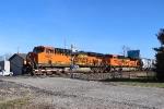 BNSF 6627