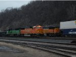 BN-CP meets an Intermodal