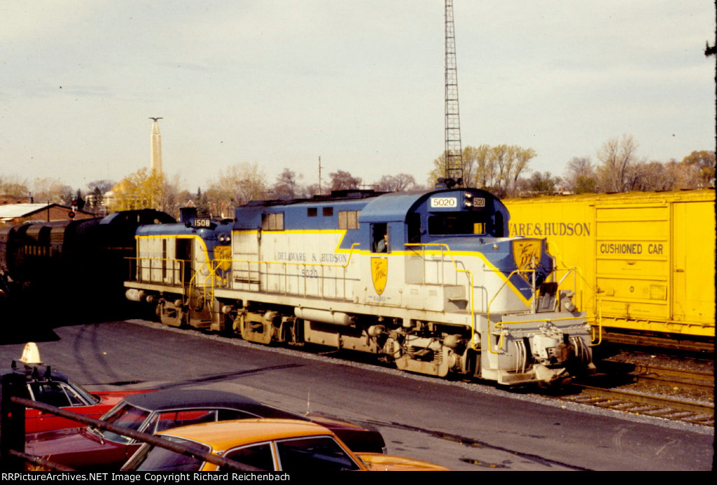 Laurentian with 5020 and 1508