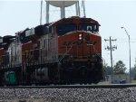 BNSF ES44DC 7522