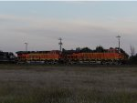BNSF ES44C4s 7980 & 8371