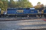 CSX 4435 ex-CR