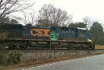 CSX AC44CW 592