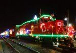 CP 2246 on the 2014 edition of Canadian Pacific Canadian Holiday Train