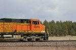 BNSF 4076