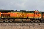 BNSF 4518