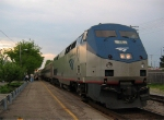 Amtrak's Blue Water