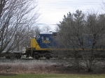 CSXT 7629 Rip-Off