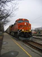 BNSF 7641 East