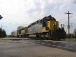 CSX Q326