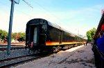 KCSM Southern Belle at Queretaro Station - Tampico car