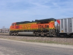 BNSF 4826