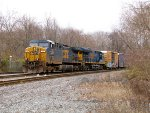 CSX 92 and 3339